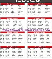 russia world cup cities map 2018 fifa world cup russia all matches schedule fixture