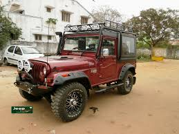 mahindra jeep classic price list modified mahindra thar hardtop with roll over bars jeepclinic