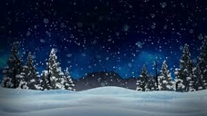 snowy christmas pictures seamless animation white snowy and snow winter landscape with dry