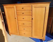 ethan allen maple bedroom home u0026 garden furniture ebay