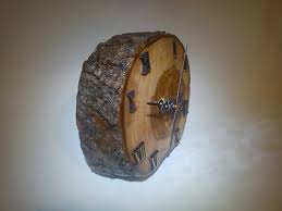 greekproducts24 handmade desk wooden clock quartz on olivewood