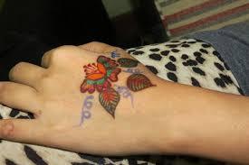 coloured henna 8 steps