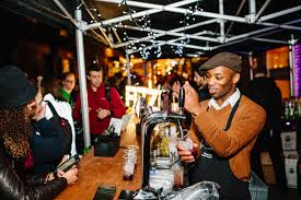 frizzenti frizzenti make 3500 drinks for covent garden christmas