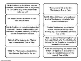 thanksgiving true or false by two great teachers tpt