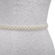 pearl ribbon bridal pearl ribbon