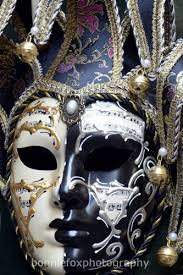 venetian mask venetian mask and signed original photographic print