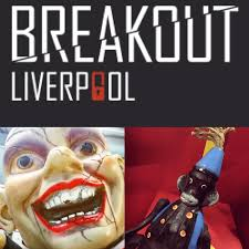 the u0027cursed carnival u0027 escape room game at breakout liverpool oh