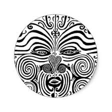 tribal tattoo design new zealand maori gifts on zazzle