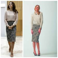 elise gug crown princess in elise gug skirt royales wearing elise gug