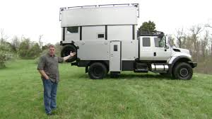 survival truck camper global expedition u0027s pangea travel channel