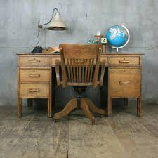 office desk vintage writing desk vintage wood desk desks uk