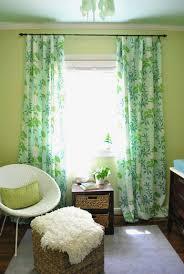 Green Curtains For Nursery The Big Nursery Reveal A Green Blue Room For Our Nursery