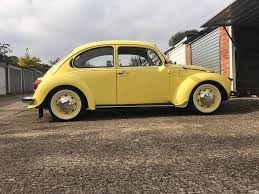volkswagen beetle yellow 1974 1303 vw beetle in bracknell berkshire gumtree