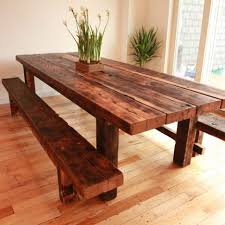reclaimed wood dining table etsy big couch design