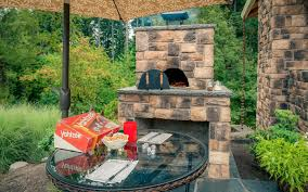 Outdoor Pizza Oven Wood Fired Pizza Ovens Paradise Restored Landscaping