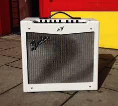 fender mustang ii v2 fender fsr mustang ii v 2 white guitar amplifiers