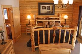Cabin Bedroom Furniture Image Detail For Log Cabin Bedroom Furniture Real Log Style I