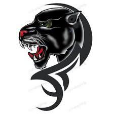 tribal panther tattoos tribal black panther tats black panther