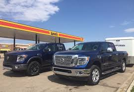 truck nissan diesel is diesel still the mpg king 2016 nissan titan xd gas vs diesel