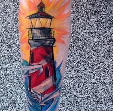 40 incredible lighthouse tattoo designs tattooblend