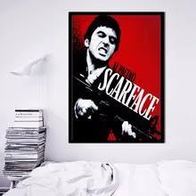 Scarface Home Decor Popular Scarface Home Painting Buy Cheap Scarface Home Painting