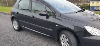 black peugeot for sale black peugeot 307 xr verve 14 for sale in galway city centre galway