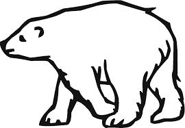free polar bear clip art pictures clipartix