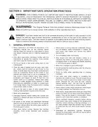 ranch king lawn tractor owner u0027s manual documents