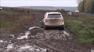 subaru mud subaru forester mud youtube