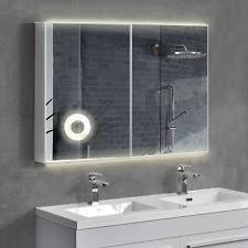spiegelschränke für badezimmer spiegelschränke mit ablagerung fürs badezimmer ebay