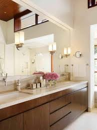 Modern Wood Bathroom Vanity Bathroom Cabinets Hgtv