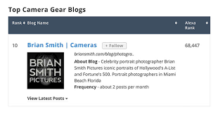 photographers websites top 20 gear blogs and websites for photographers