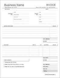 Repair Order Template Excel Invoice Templates Printable Free Invoice Templates Free Word