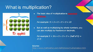 what is multiplication multiplication ms allen s 3rd grade math class what is