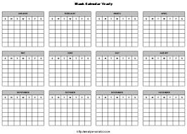 yearly calendar template 2017 calendar printables