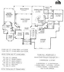 single story 5 bedroom house plans 5 bedroom house plans one story amazing 4 bedroom house plans