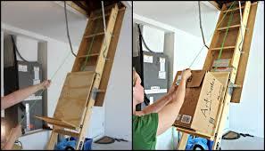 attic storage lift