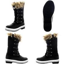 s winter boots size 9 s winter boots fur warm insulated waterproof