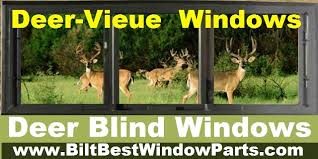 How To Make Sliding Windows For Deer Blind Whitetail Deer Stand Retro Fit Windows Deer Blind Windows Door
