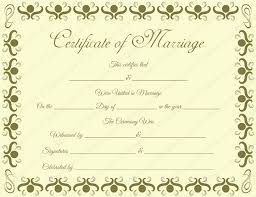 borderless certificate templates round grill border marriage certificate template printable