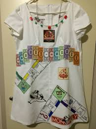 monopoly dress monopoly costume pinterest monopoly and