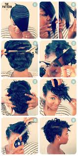 short haircuts to cut yourself photos how to cut short hair yourself black hairstle picture