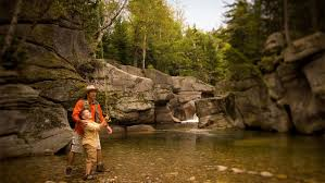 New Hampshire nature activities images Fly fishing nh omni mount washington resort jpg
