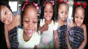 Little Girls Ponytail Hairstyles by Havana Mambo Twist Ponytails For Kids Tutorial Youtube