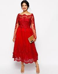 stunning red plus size evening dresses sleeves square neckline