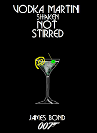 martini bond vodka martini shaken not stirred by espioartwork 102 on deviantart