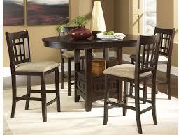 Liberty Furniture Santa Rosa Oval Pub Table 24 Inch Upholstered
