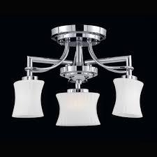 3 light flush mount ceiling light fixtures lighting semi flush mount ceiling lights for bedroom home depot