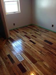 easy to build wood pallet flooring at no cost diy design decor