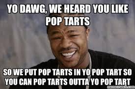 Poptarts Meme - tart